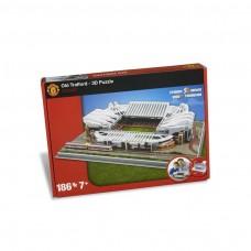 Man Utd Old Trafford Stadium 3D Puzzle