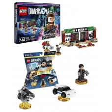 LEGO Dimensions Story and Level Packs Bundle - Ghostbusters, Mission Impossible