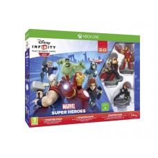 Disney Infinity 2.0 Marvel Super Heroes Starter Pack Xbox One