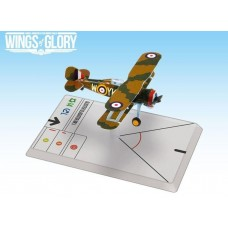 Wings of Glory Expansion Pattle Gloster Gladiator MK.1 Scale Model