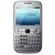 Samsung S3570 Chat 357 - Silver