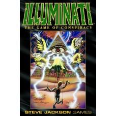 Illuminati Deluxe Edition Board Game