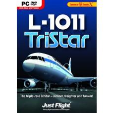 L1011 TriStar Jetliner PC DVD