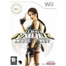 Tomb Raider Anniversary Nintendo Wii Game