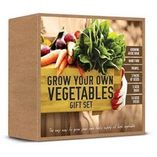 Grow Your Own Vegetable Set Incldues Growing Guide Book