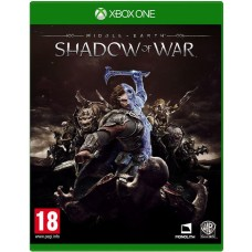 Middle Earth Shadow of War Standard Edition Xbox One