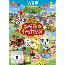 Animal Crossing Amiibo Festival Nintendo Wii U - Game only