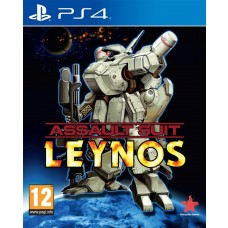 Assault Suit Leynos Game PS4