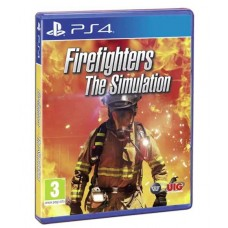 Firefighters The Simulation PS4 Game