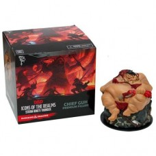Dungeons And Dragons Storm Kings Thunder - Chief Guh Premium Figure