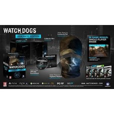 Watch Dogs Vigilante Edition Xbox One Game