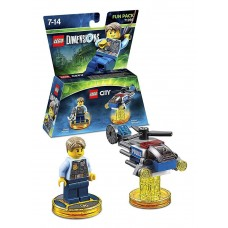 Lego Dimensions - Lego City Fun Pack