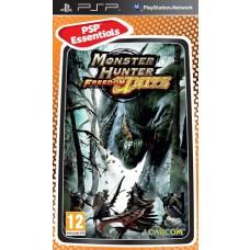 Monster Hunter Freedom Unite - Essentials (PSP)