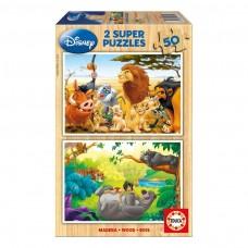 Educa Borras Animal Friends Jigsaw Puzzle 100-Piece (13144)