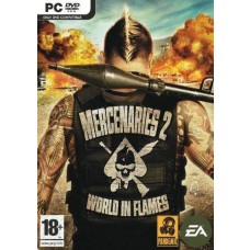 Mercenaries 2 World in Flames PC