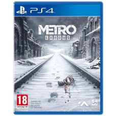 Metro Exodus PS4 Game - PlayStation 4