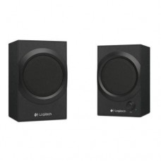 Logitech Z240 Multimedia Speakers for PC Tablets and Smartphones - Black