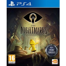 Little Nightmares Standard Edition Video Game PS4