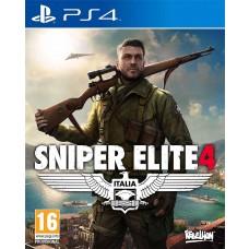 Sniper Elite 4 Video Game PS4
