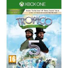 Tropico 5 Penultimate Edition Xbox One Game