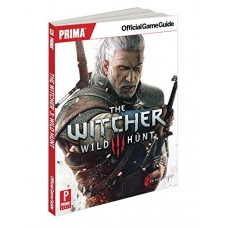 The Witcher 3: Wild Hunt Prima Official Game Guide Book