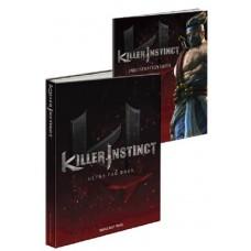 Killer Instinct Prima Official Game Guide Book