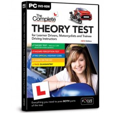The Complete Theory Test for Learner Drivers, Motorcyclists and Trainee Driving Instructors New 2013 Edition