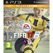 FIFA 17 - Deluxe Edition PS3 Game