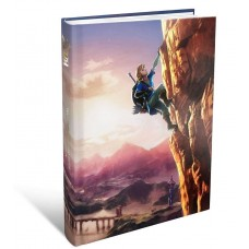 The Legend of Zelda Breath of the Wild The Complete Official Guide Collector's Edition