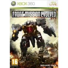 Front Mission Evolved Xbox 360 X360