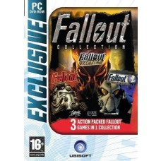 Fallout Collection Exclusive PC DVD Game