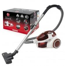 Hoover Spritz Bagless Cylinder Vacuum Cleaner 1200W - Red/White (Model No. SE71SZ04001)