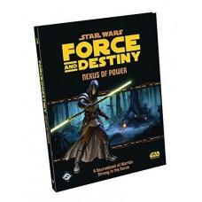 Star Wars Force and Destiny RPG Nexus of Power Sourcebook - Book