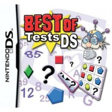 Best Of Tests DS Nintendo DS Game