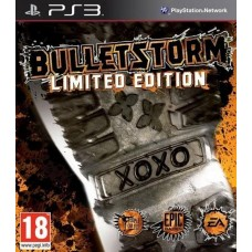Bulletstorm Limited Edition Game PS3 Game