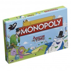 Monopoly Adventure Time Edition Family Board Game  2 to 6 Players