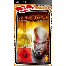 God of War Chains of Olympus Essentials Edition Sony PSP Game