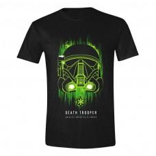 Star Wars Rogue One Death Trooper T-Shirt Large - Black (TS010ROG-L)
