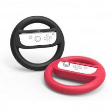 Speedlink Rapid Racing Wheel Set Black/Red Nintendo Switch (SL-330700-BKRD)