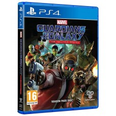 Marvels Guardians of the Galaxy: The Telltale Series PS4