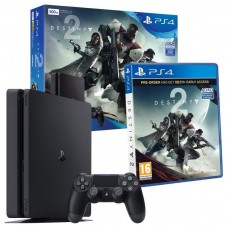 PS4 500GB Destiny 2 Bundle