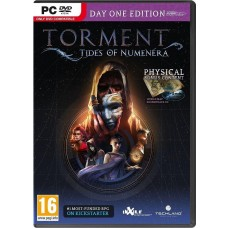 Torment Tides of Numenera - Day One Edition PC DVD