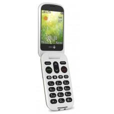 DORO 6050 Mobile Phone 3MP interpolated camera - Champagne/White