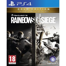 Rainbow Six Siege Gold Edition PS4 Game