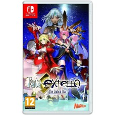 Fate/Extella The Umbral Star Nintendo Switch Game
