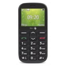 Doro 1360 2G UK SIM-Free Mobile Phone - Dual Sim - Black