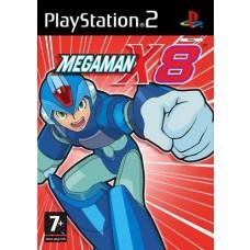 Megaman X8 PS2 Game