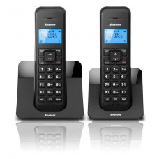 Binatone Luna Twin Digital Cordless Telephone With Answer Machine (LUNA1215TWIN)