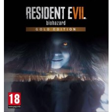 Resident Evil 7 Biohazard Gold Edition PC DVD Game