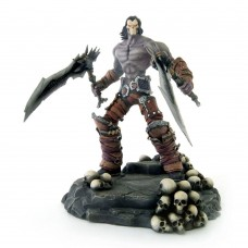 Darksiders 2 Collectors 26cm Death Character PVC Statue Mulit-Colour